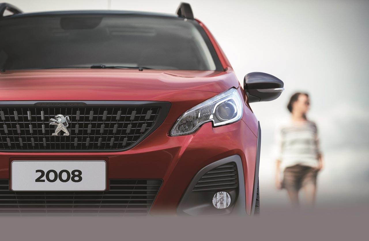 Se viene el restyling del Peugeot 2008