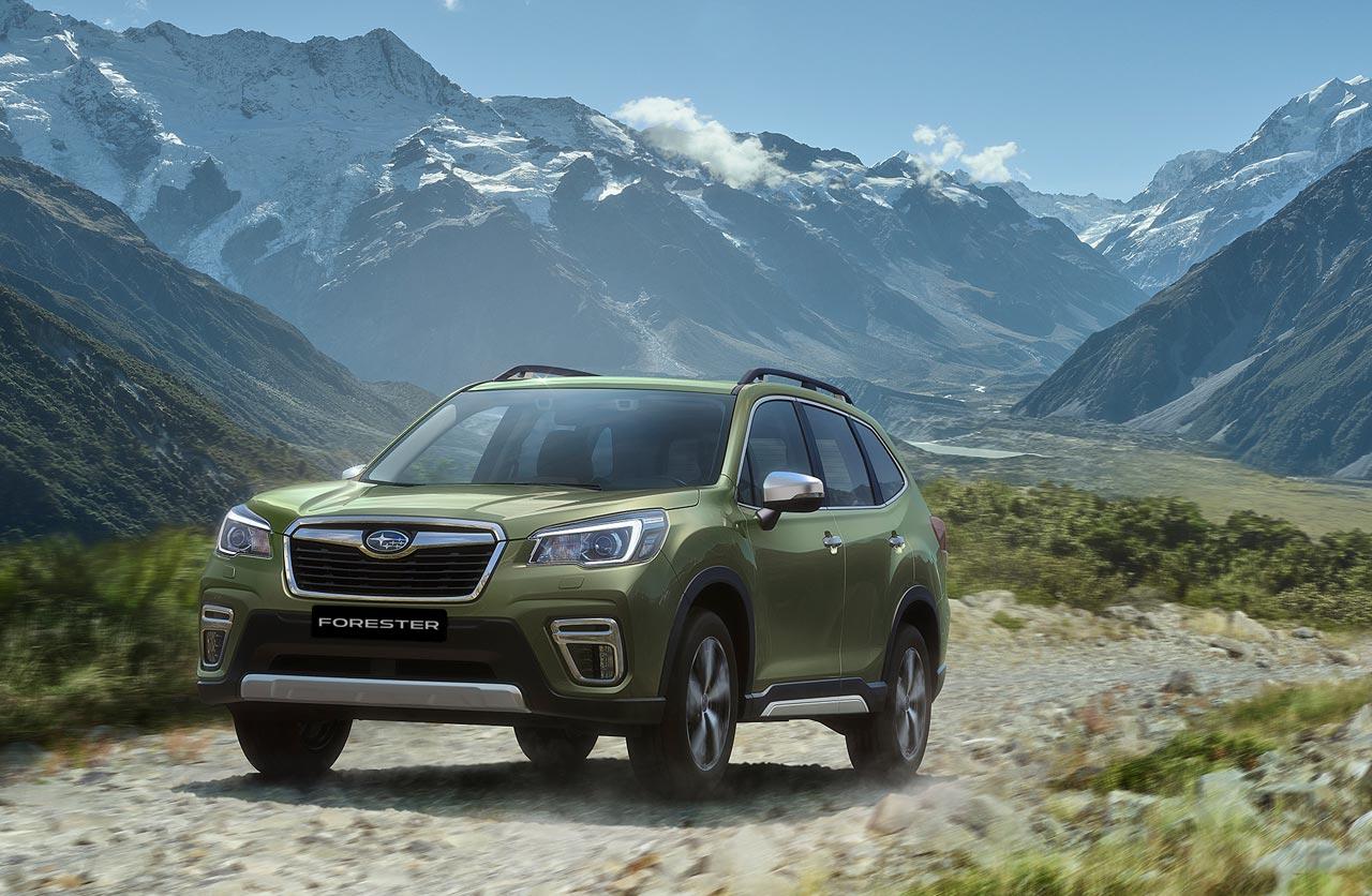 Subaru ofrecerá una bonificación extra de $90.000 durante el mes de Junio