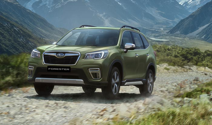 El Subaru New Forester ya está a la venta