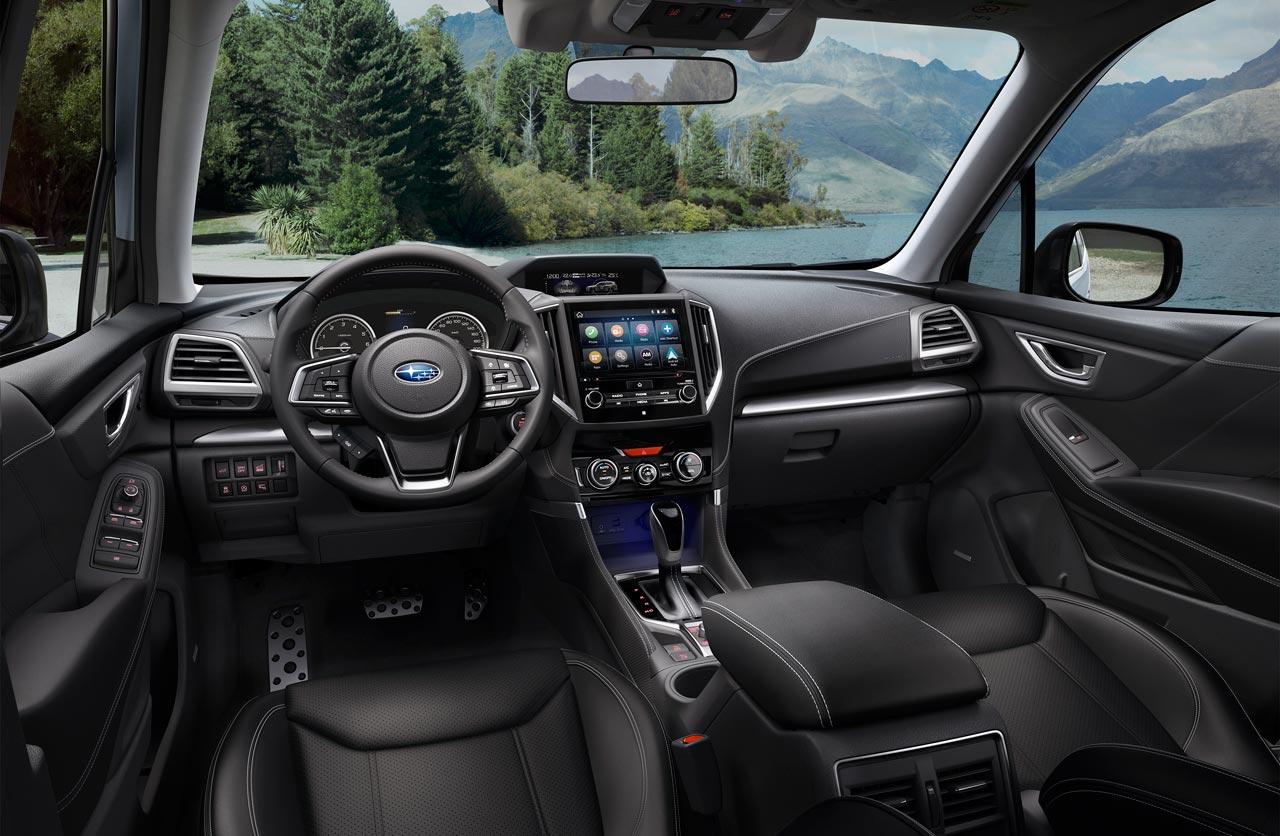Interior Nuevo Subaru Forester