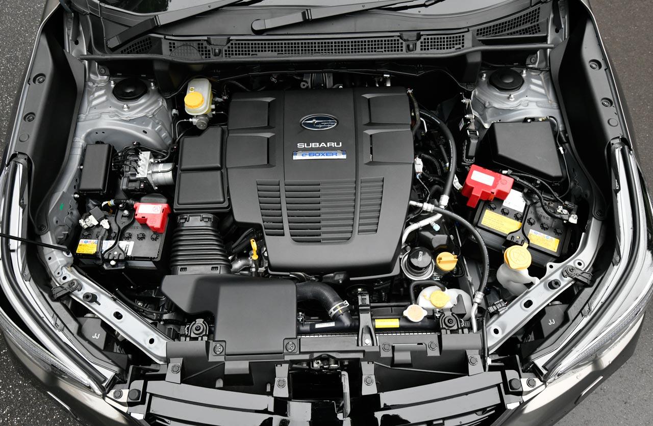 Motor Nuevo Subaru Forester