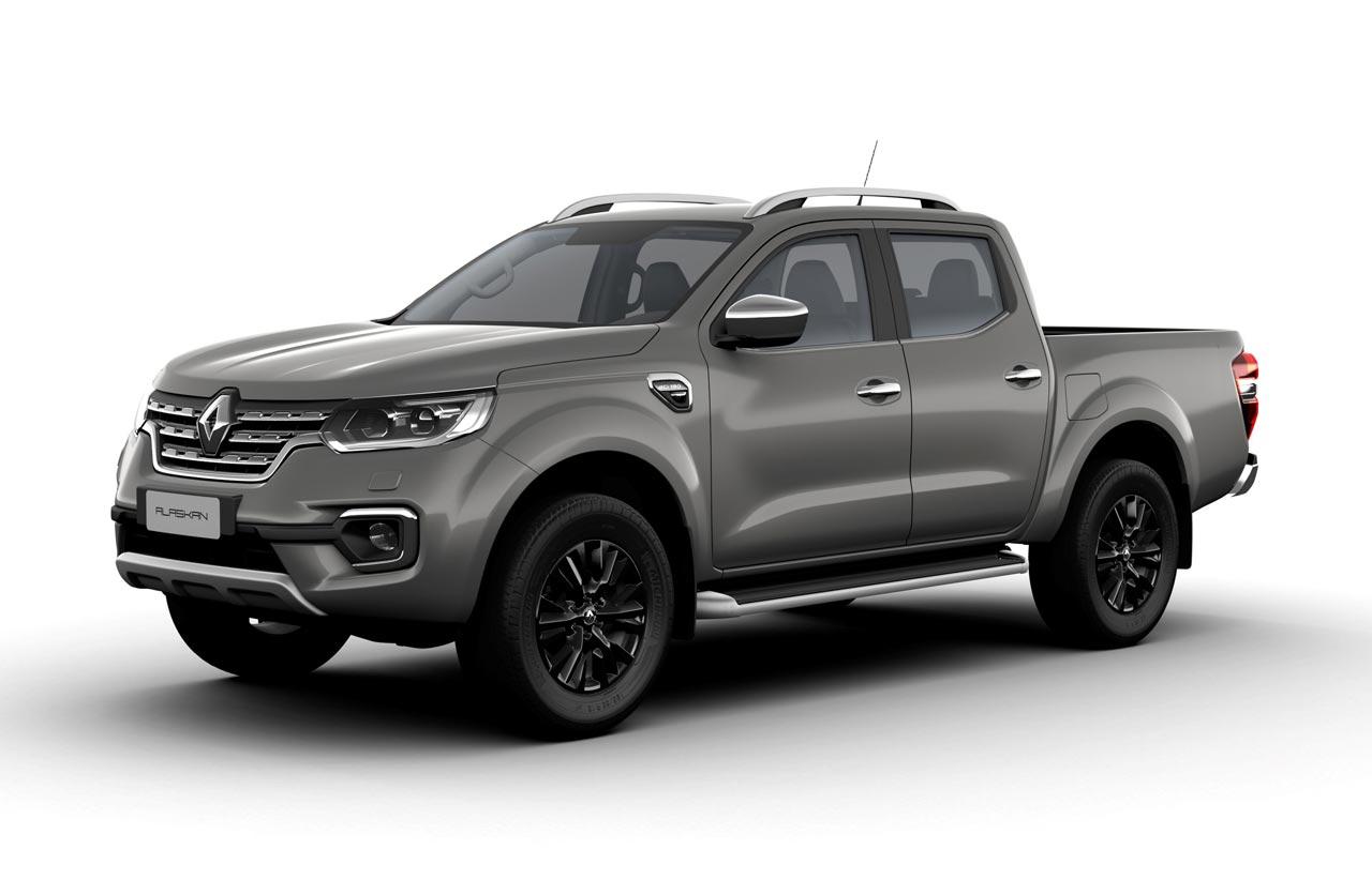 Primera renovación para la Renault Alaskan