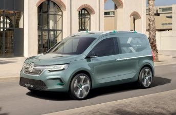 Renault anticipa la próxima Kangoo