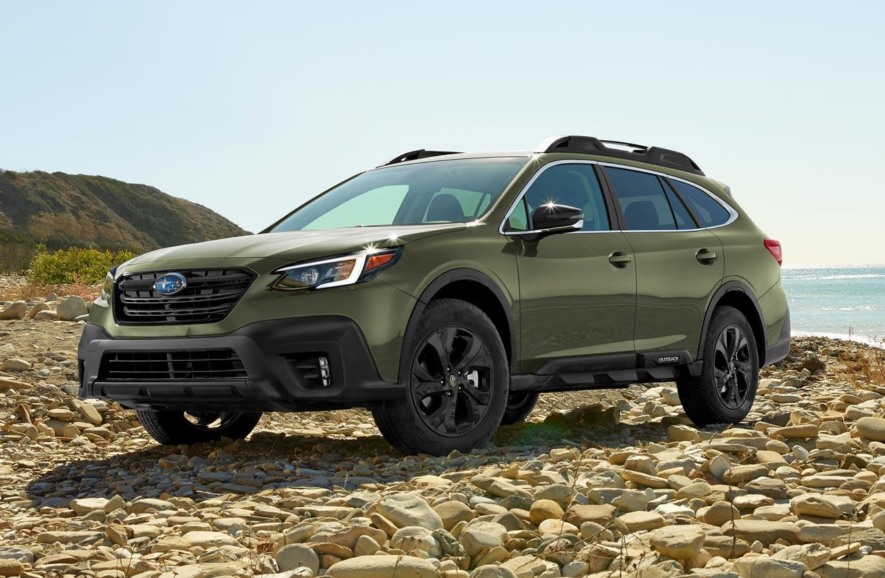 Así es el nuevo Subaru Outback