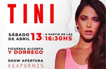 Fiat celebra los 100 años en el país con un show de Tini y Agapornis