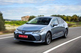 Toyota confirmó el Corolla híbrido regional