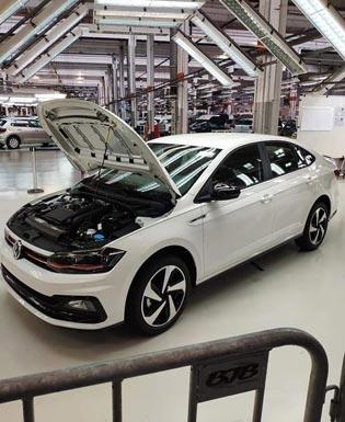 Se vienen los Volkswagen Polo y Virtus GTS
