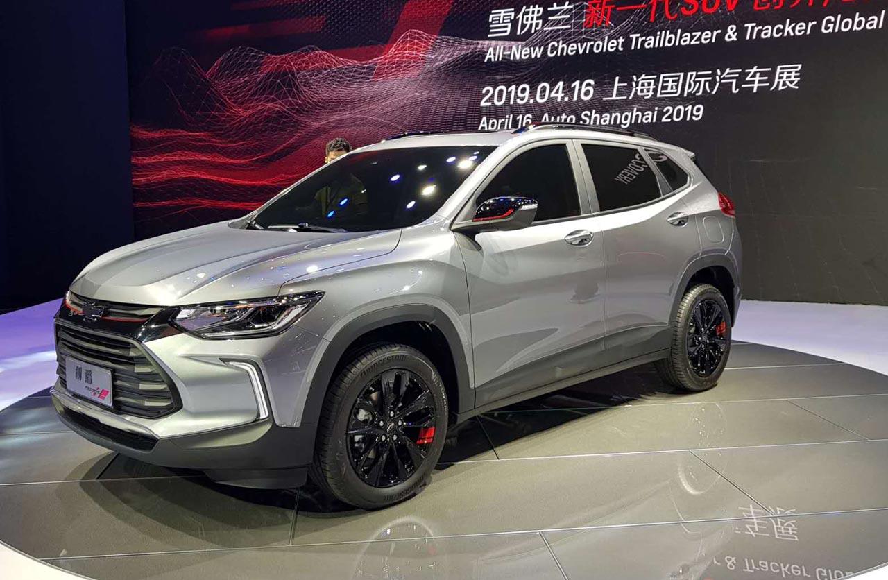 Con ustedes, la nueva Chevrolet Tracker - Mega Autos