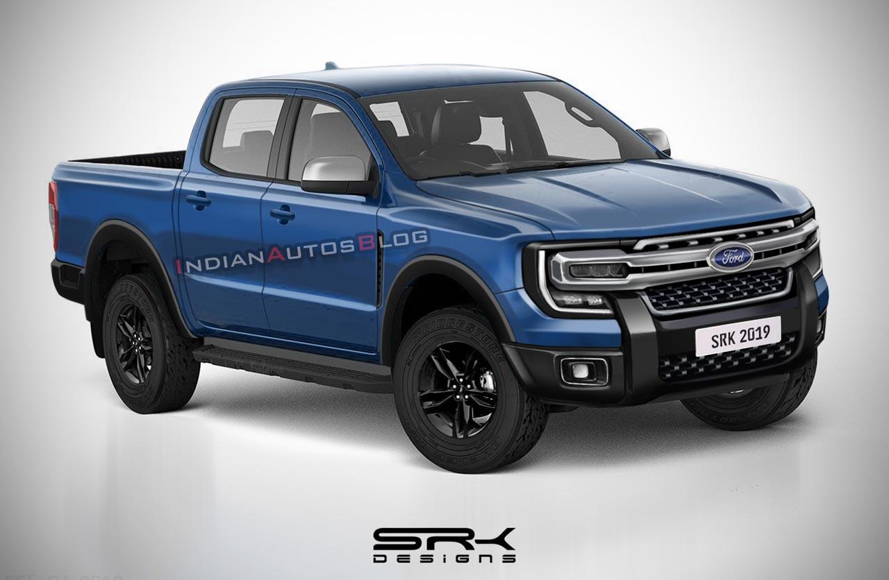 Anticipan la próxima Ford Ranger