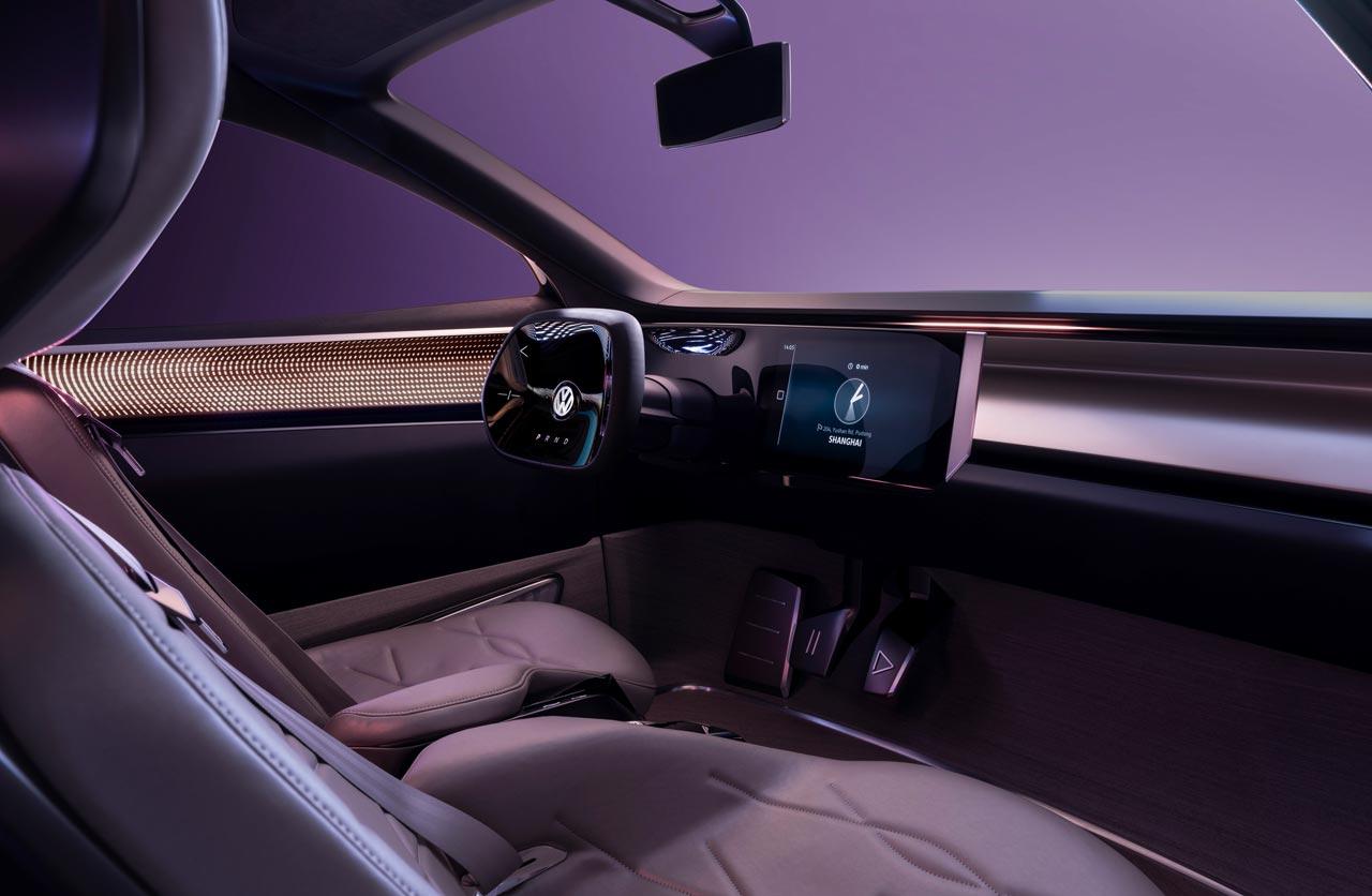 Interior Volkswagen ID. Roomzz