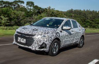 Se vienen los nuevos Chevrolet Onix