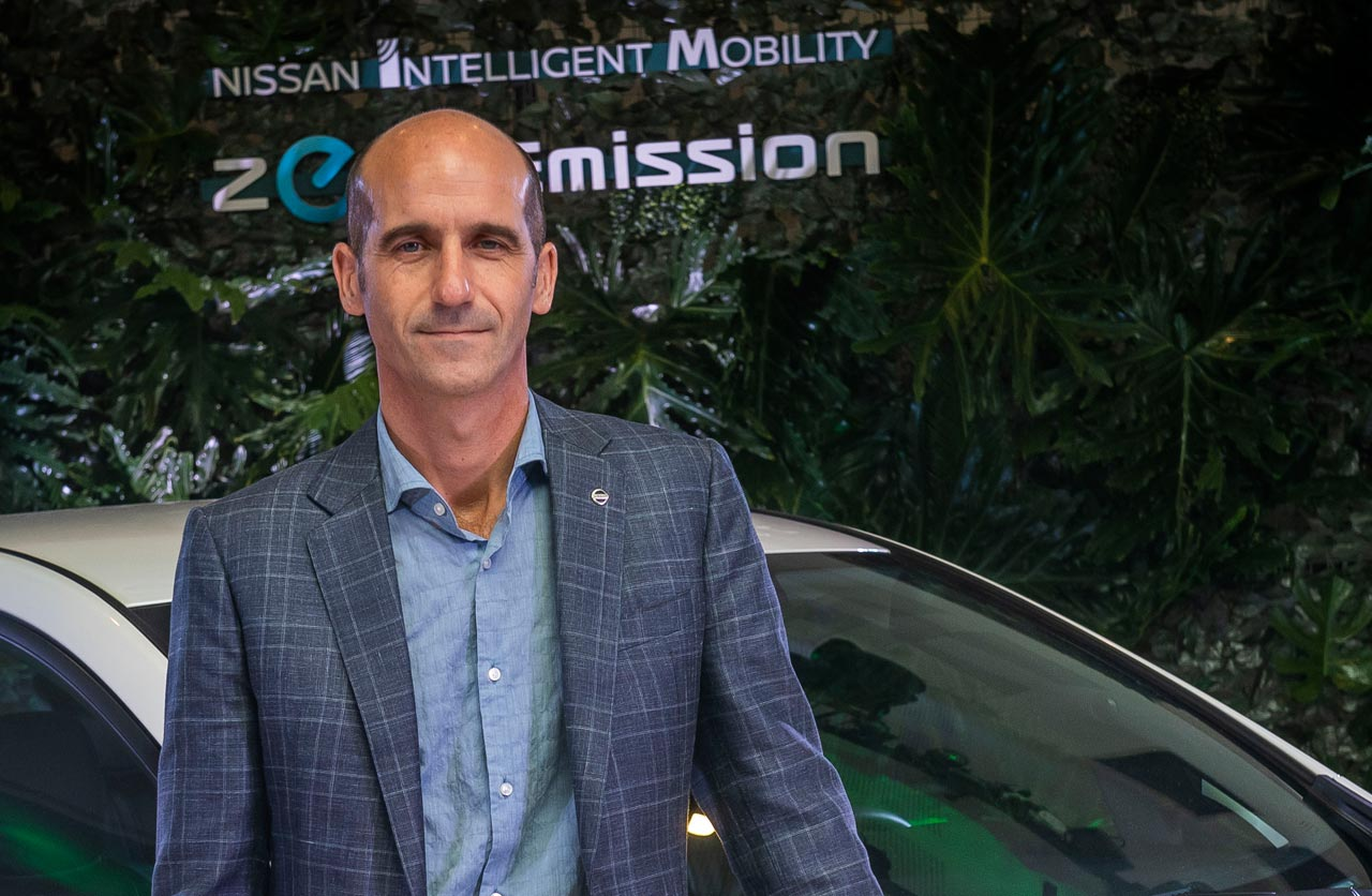 Ricardo Flammini es el nuevo director de Marketing de Nissan para América Latina