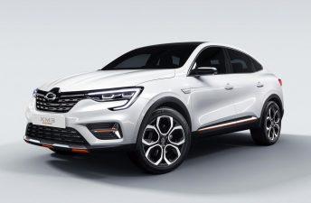 """La otra """"cara"""" del Renault Arkana"""