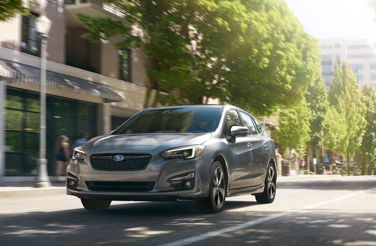 Subaru Impreza, con más seguridad en Argentina