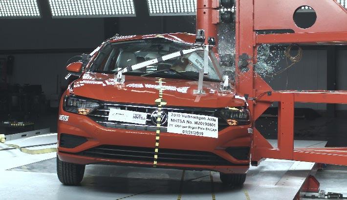 Seguridad Volkswagen Vento