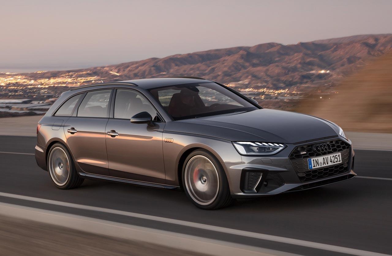 Con ustedes, el nuevo Audi A4 - Mega Autos