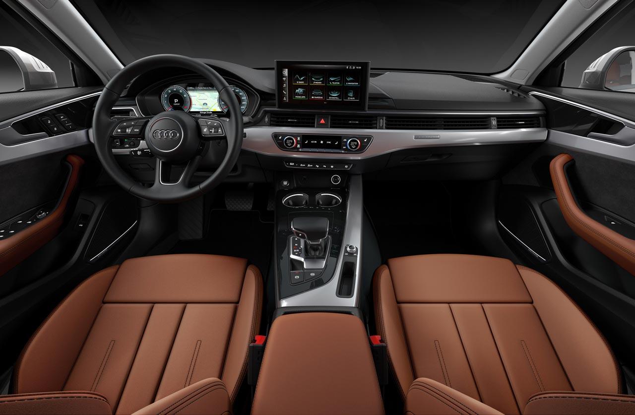 Interior Audi A4 2020