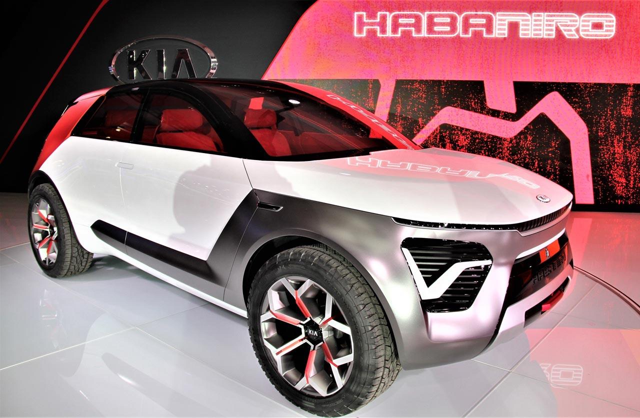 HabaNiro, el futuro eléctrico de Kia