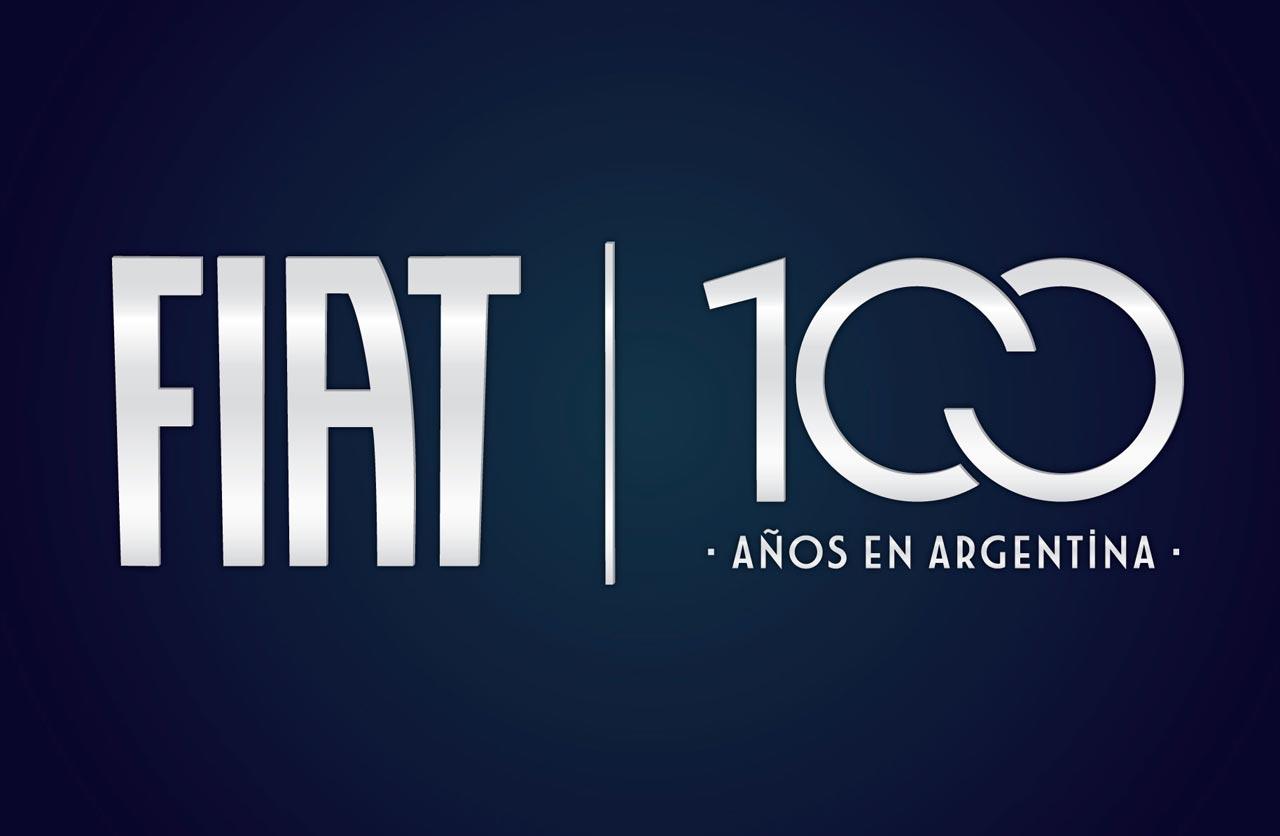 Fiat celebra sus 100 años en Argentina con la proyección de imágenes en edificios emblemáticos