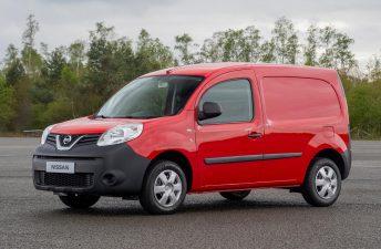 Nissan estrenó su propia versión de la Kangoo