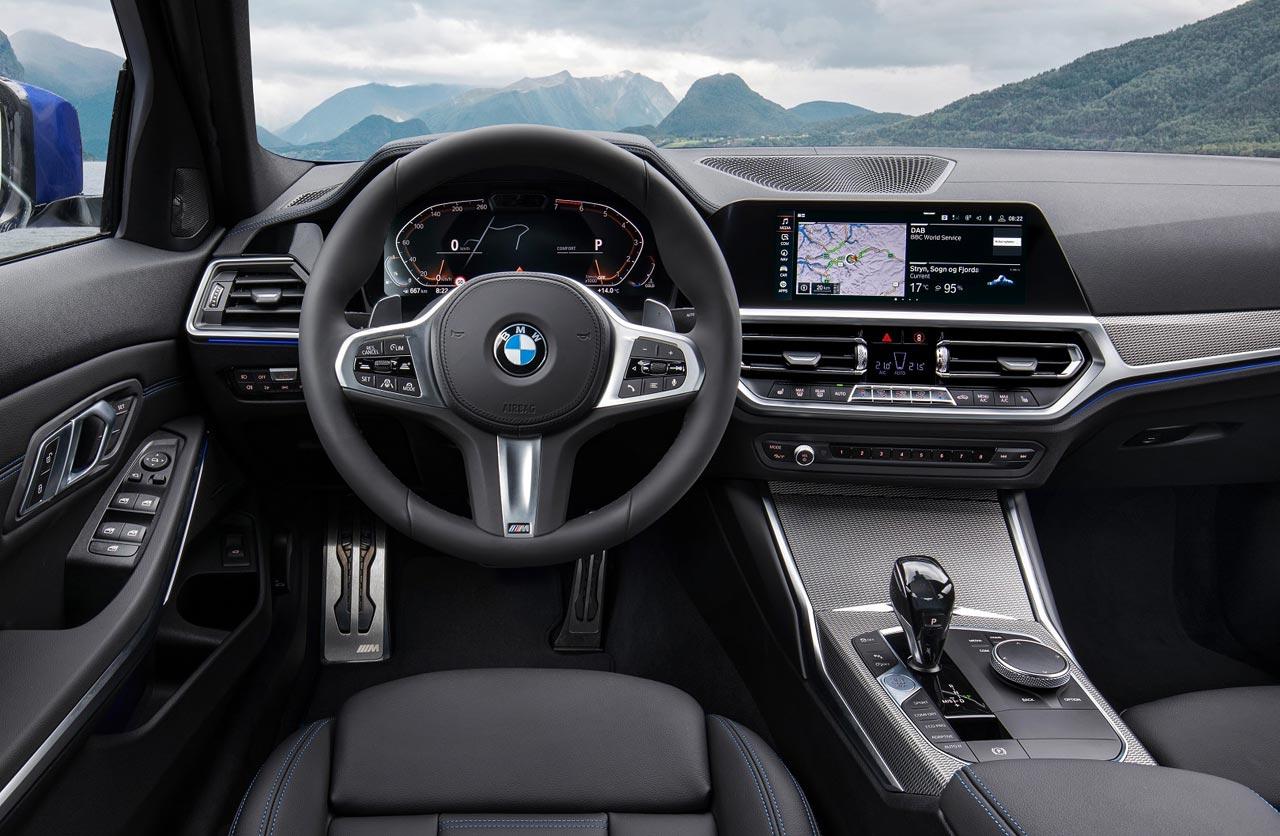 Interior Nuevo BMW Serie 3 2019