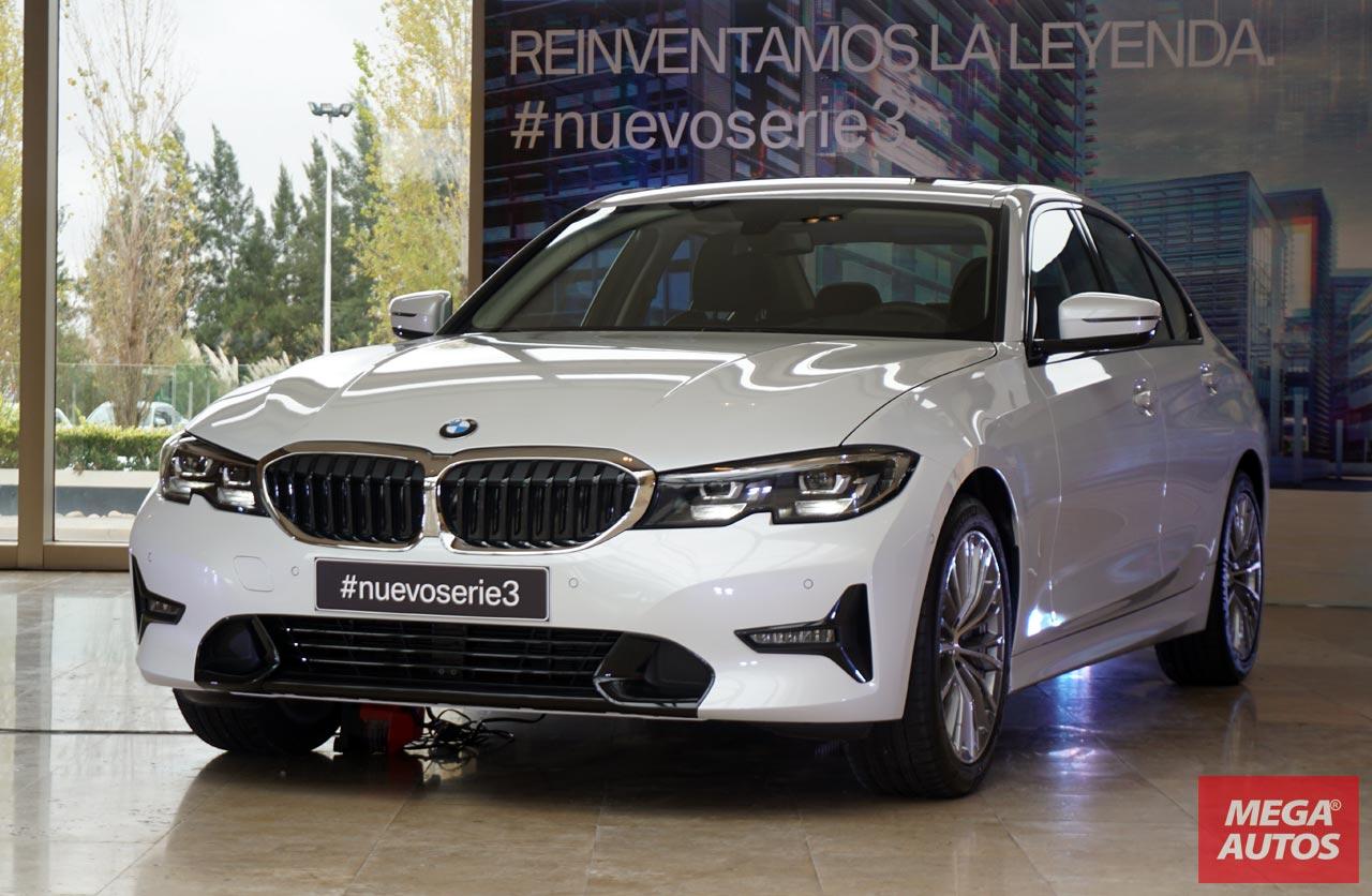 Llegó el nuevo BMW Serie 3