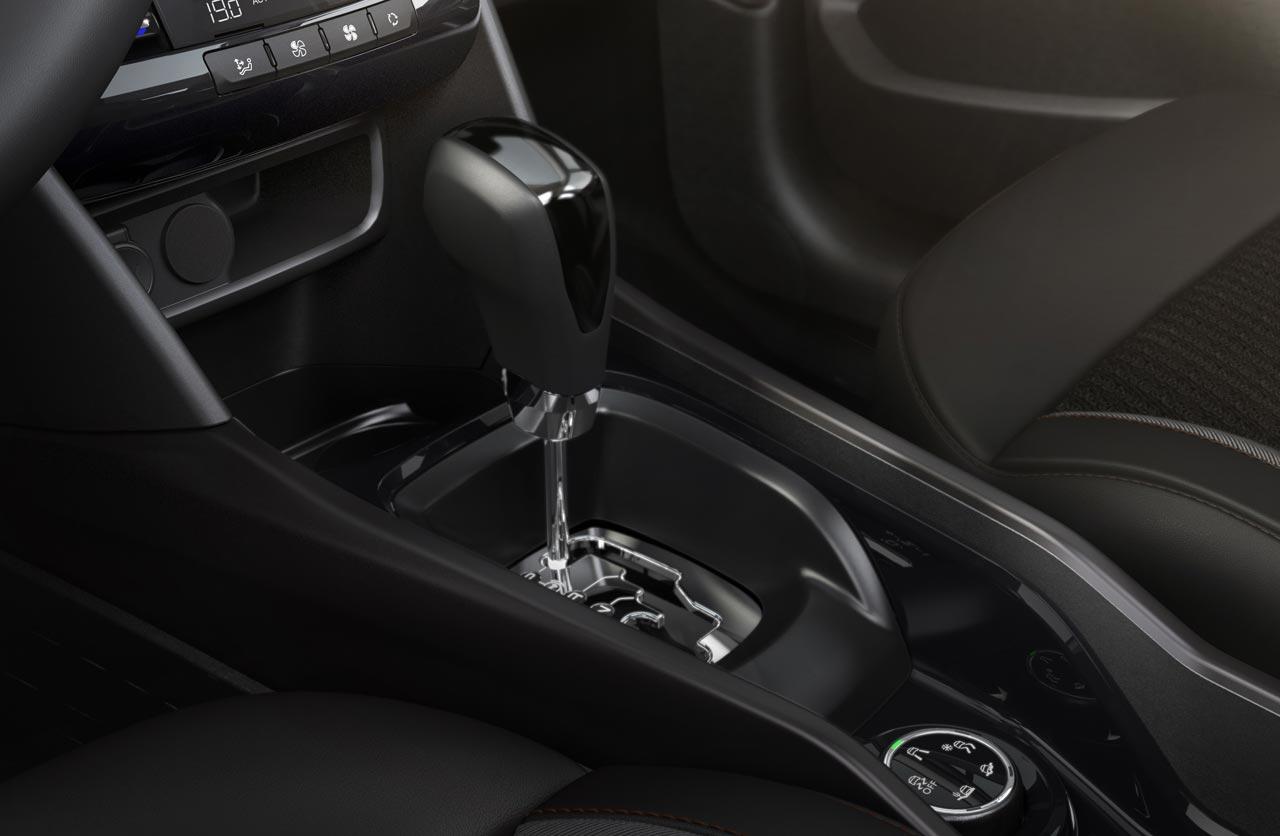 Caja automática nuevo Peugeot 2008 (restyling)