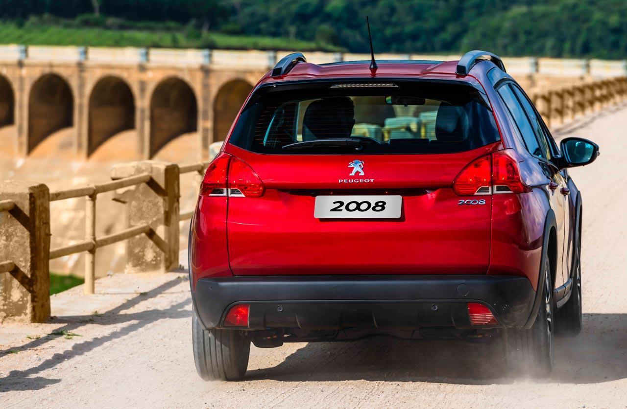 Nuevo Peugeot 2008 regional (restyling)