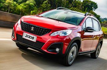 El Peugeot 2008 regional tendrá otro restyling