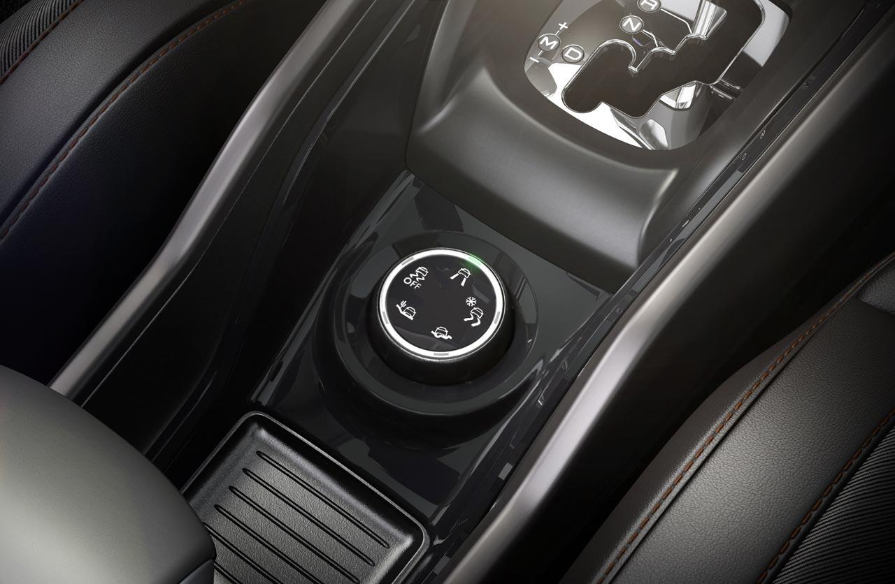 Interior nuevo Peugeot 2008 (restyling)