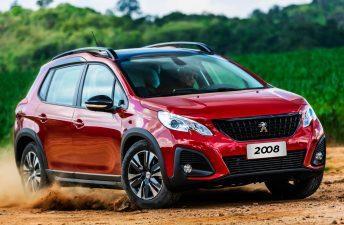 Llegó el restyling del Peugeot 2008