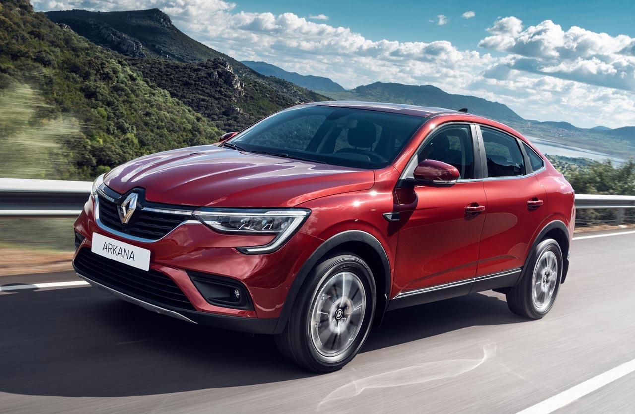 Con ustedes, el Renault Arkana definitivo