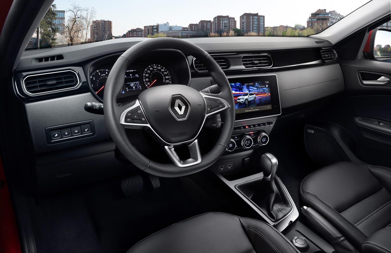 Interior Renault Arkana