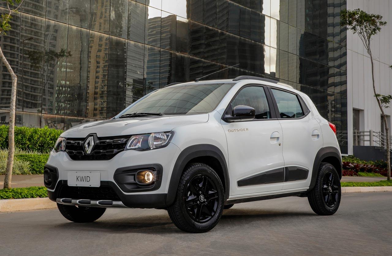 Outsider, el Renault Kwid más aventurero