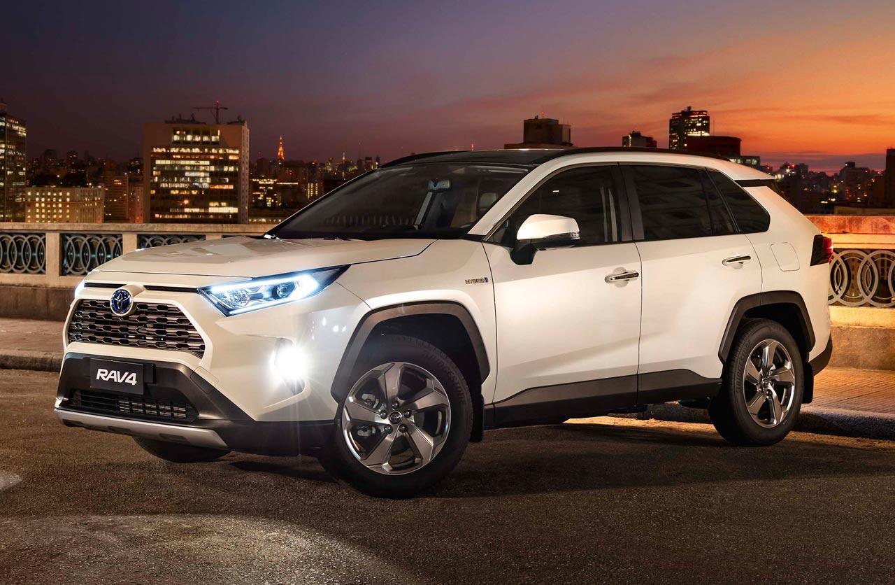 Una novedad para la Toyota RAV4 Hybrid