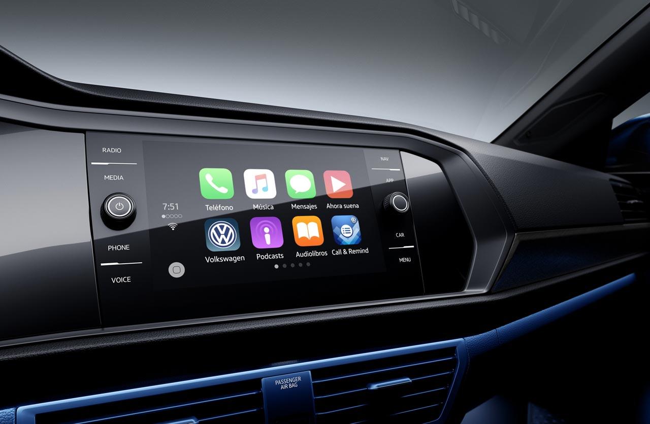 Interior Volkswagen Vento GLI