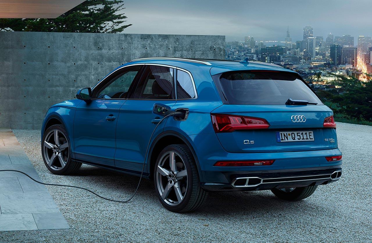 Audi producirá el Q5 híbrido en México