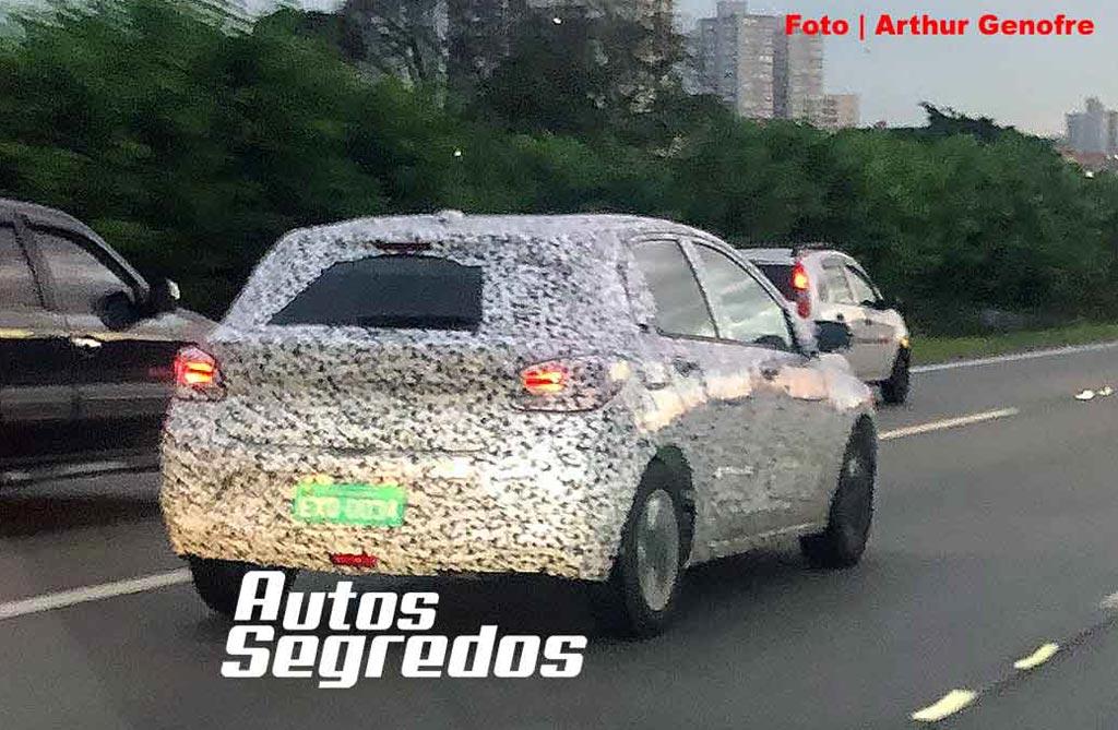El nuevo Chevrolet Onix avanza en la región
