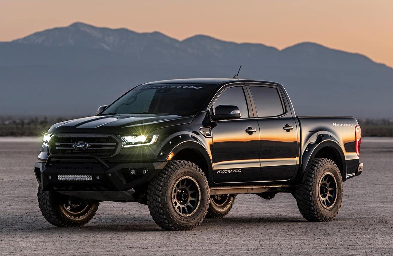 Ford Escape Ecoboost >> VelociRaptor: la nueva versión off road de la Ford Ranger - Mega Autos