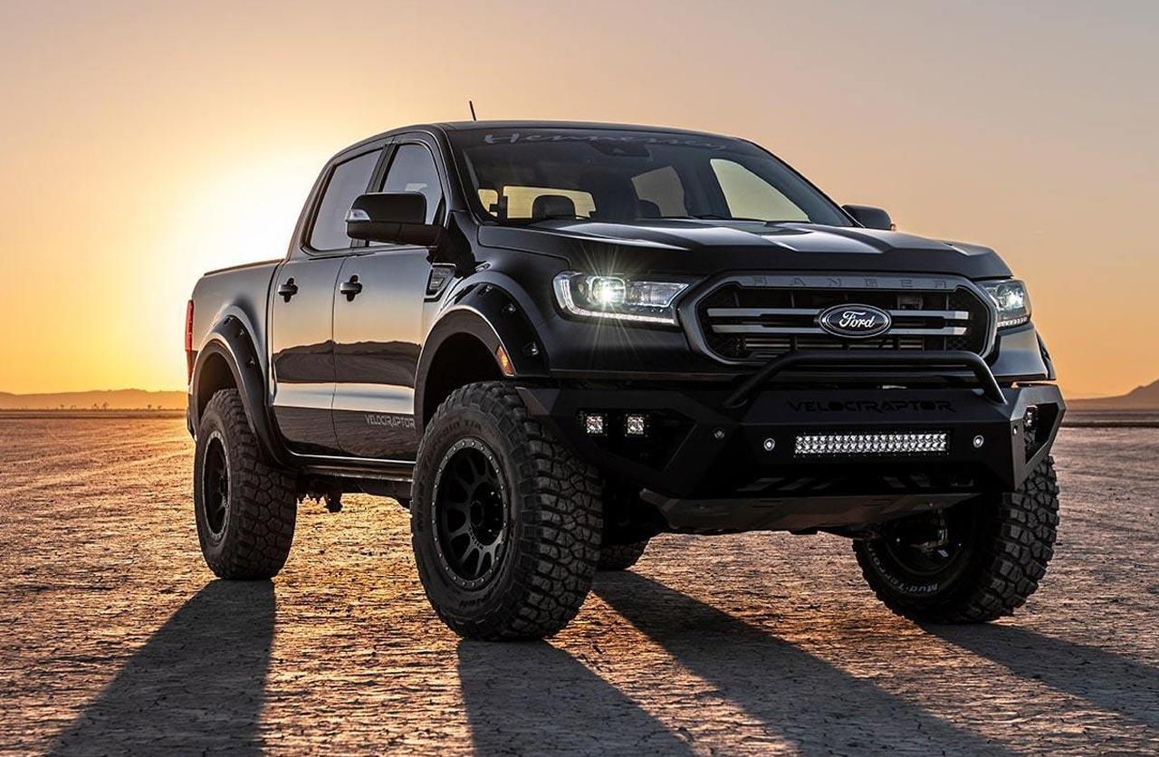 VelociRaptor: la nueva versión off road de la Ford Ranger