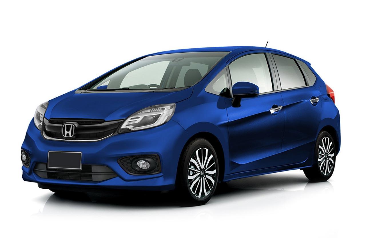 Anticipo del nuevo Honda Fit