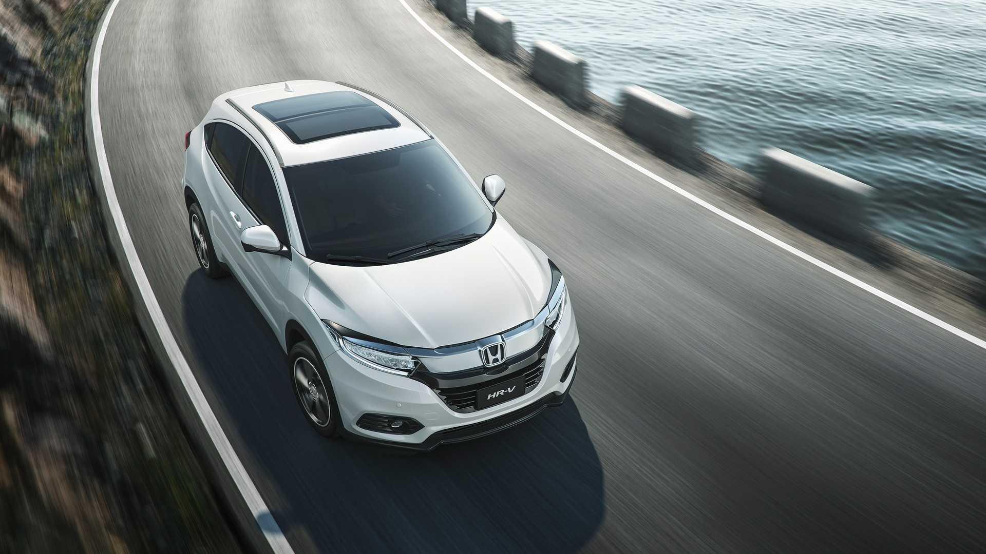 Honda HR-V turbo