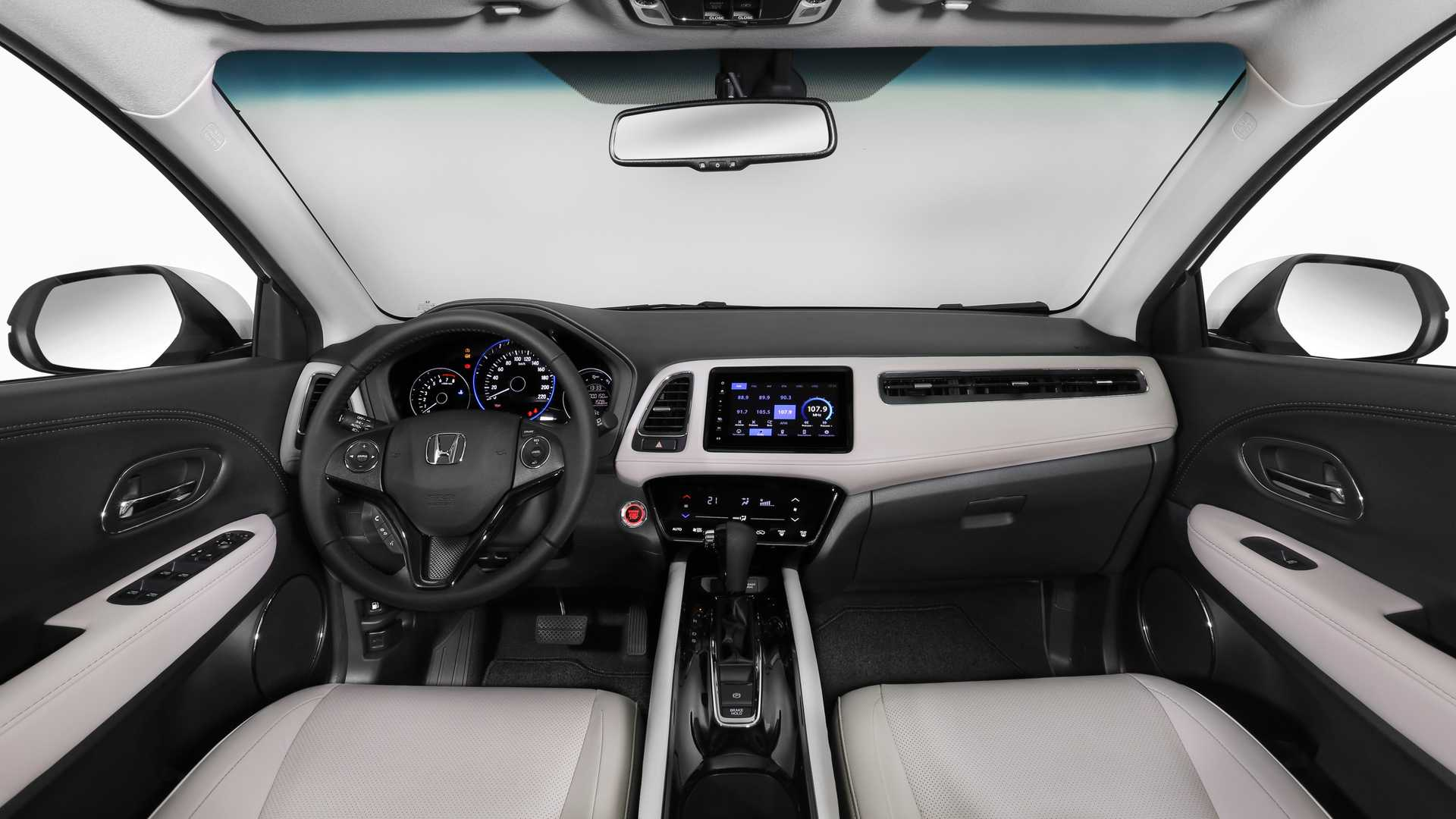 Interior Honda HR-V turbo