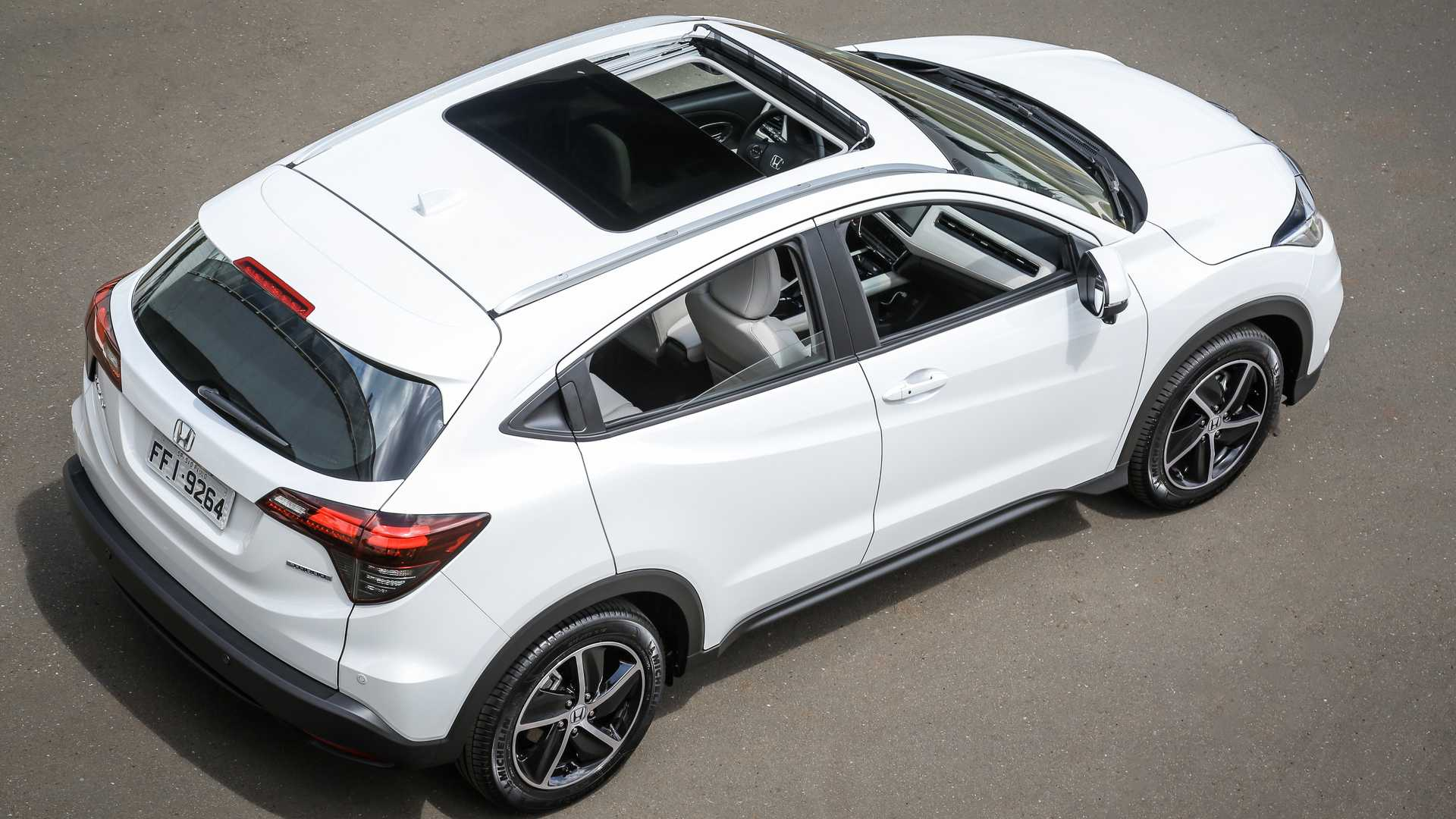 Honda HR-V turbo