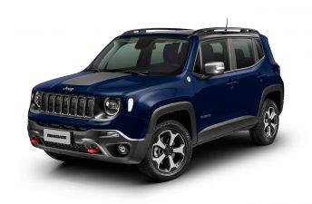 Jeep lanzó el Renegade 2019 en Argentina