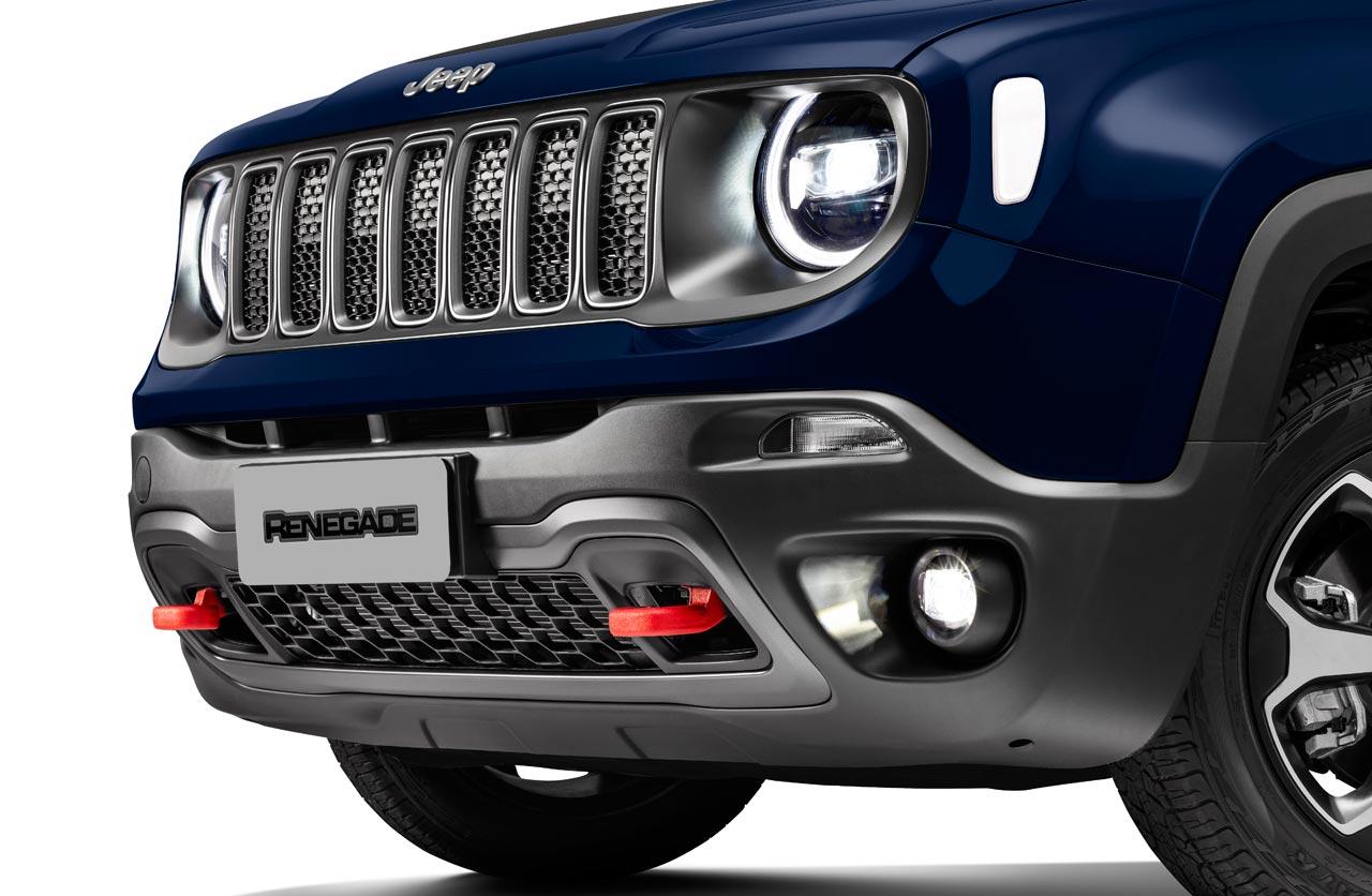 Jeep prepara el Renegade Turbo (naftero)