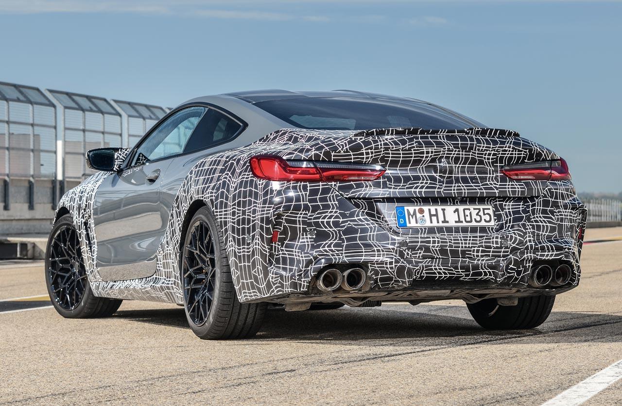 Nuevo BMW M8