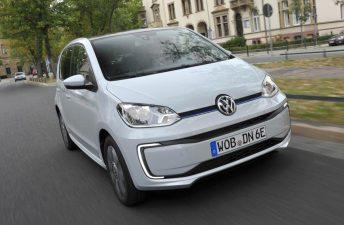 Anticipan el próximo Volkswagen up! (eléctrico)