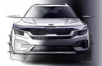 Kia anticipa su nuevo SUV pequeño