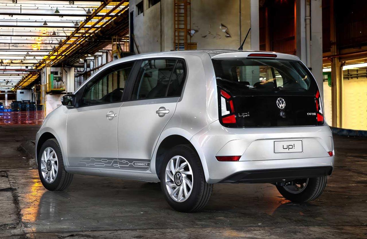 Volkswagen up! Connect 2020
